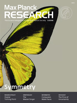 Find here the entire magazine of the current MaxPlanckResearch issue.
