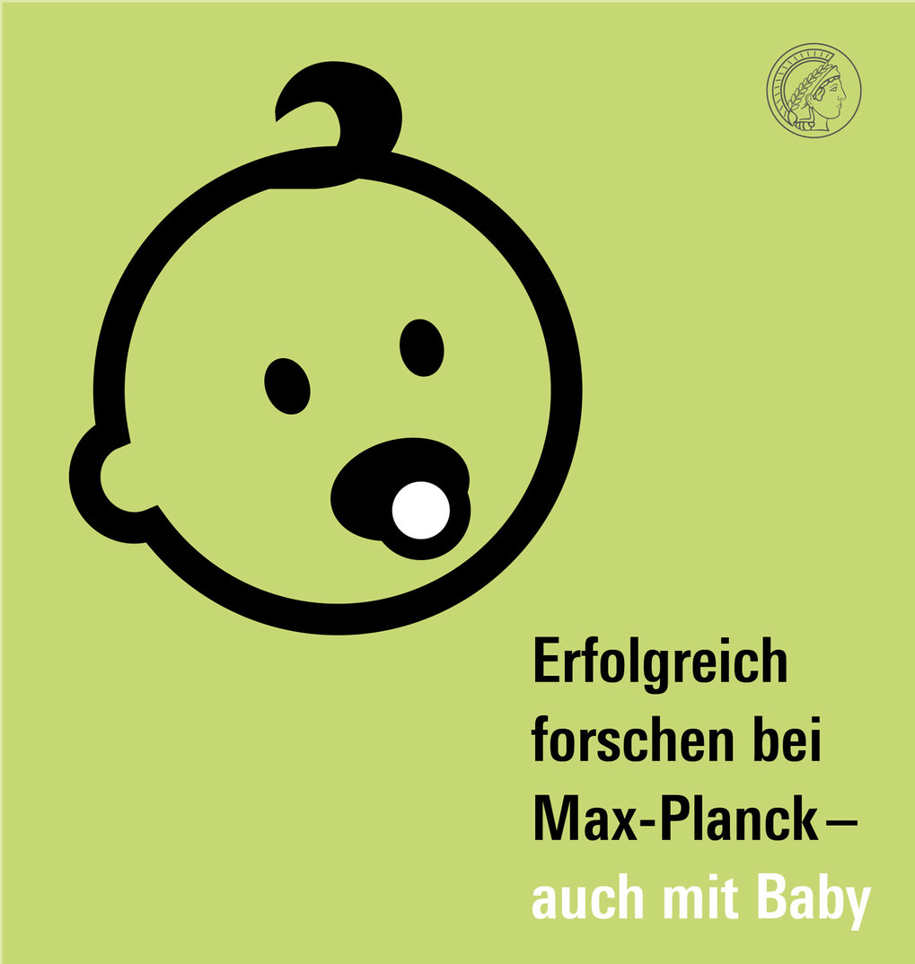 Pilot project bears childcare costs for infants up to the age of one – information by the Max Planck Society