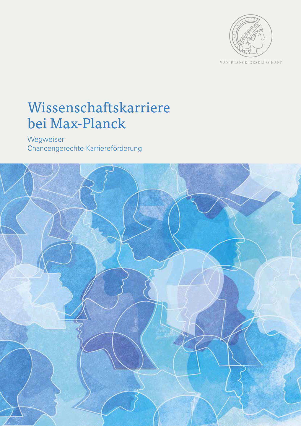 A guide on career advancement and equal opportunities within Max Planck.