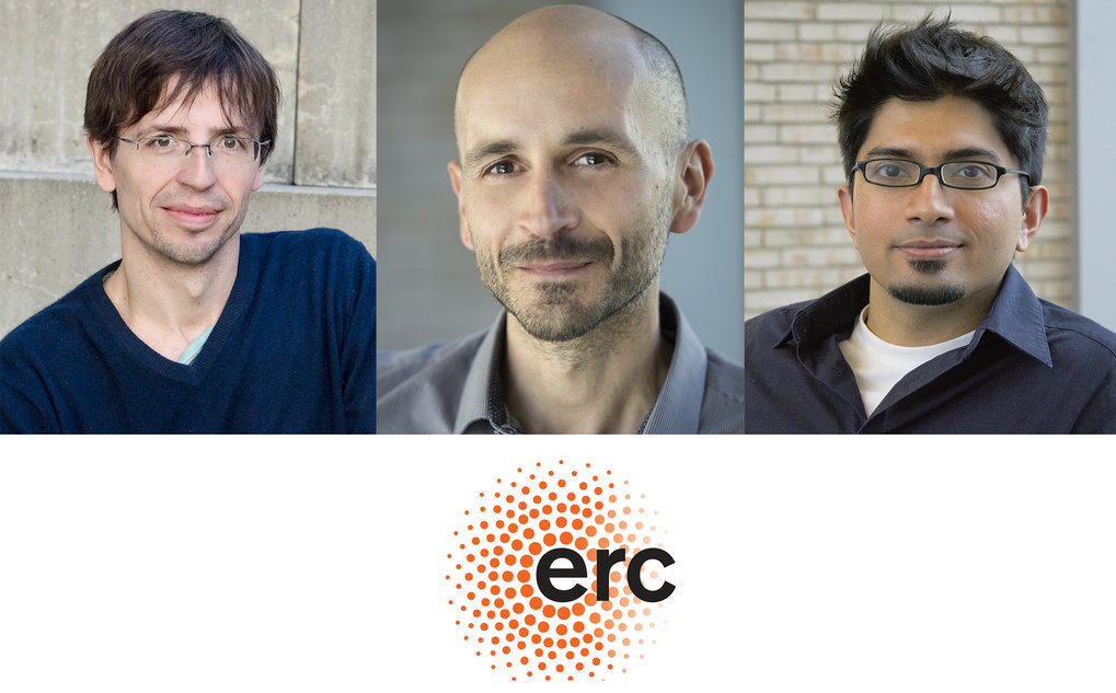 Three researchers at the MPI for Immunobiology and Epigenetics receive millions in funding from the European Research Council