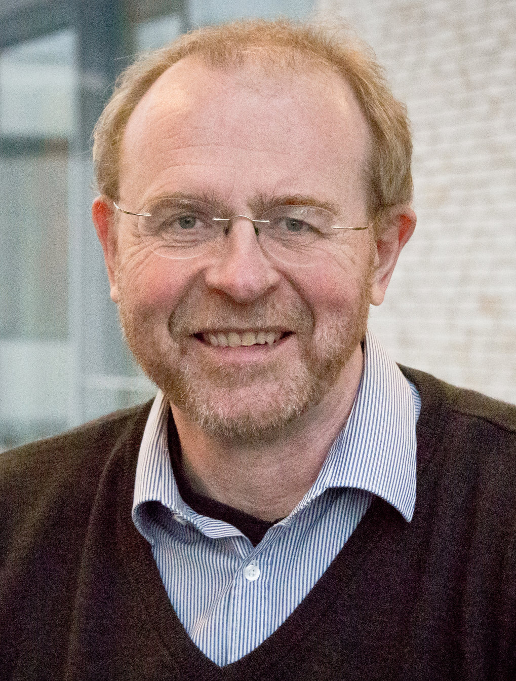 Fig. 1 Dr. Thomas Boehm, Department of Developmental Immunology, at the Max Planck Institute of Immunobiology and Epigenetics, Freiburg.