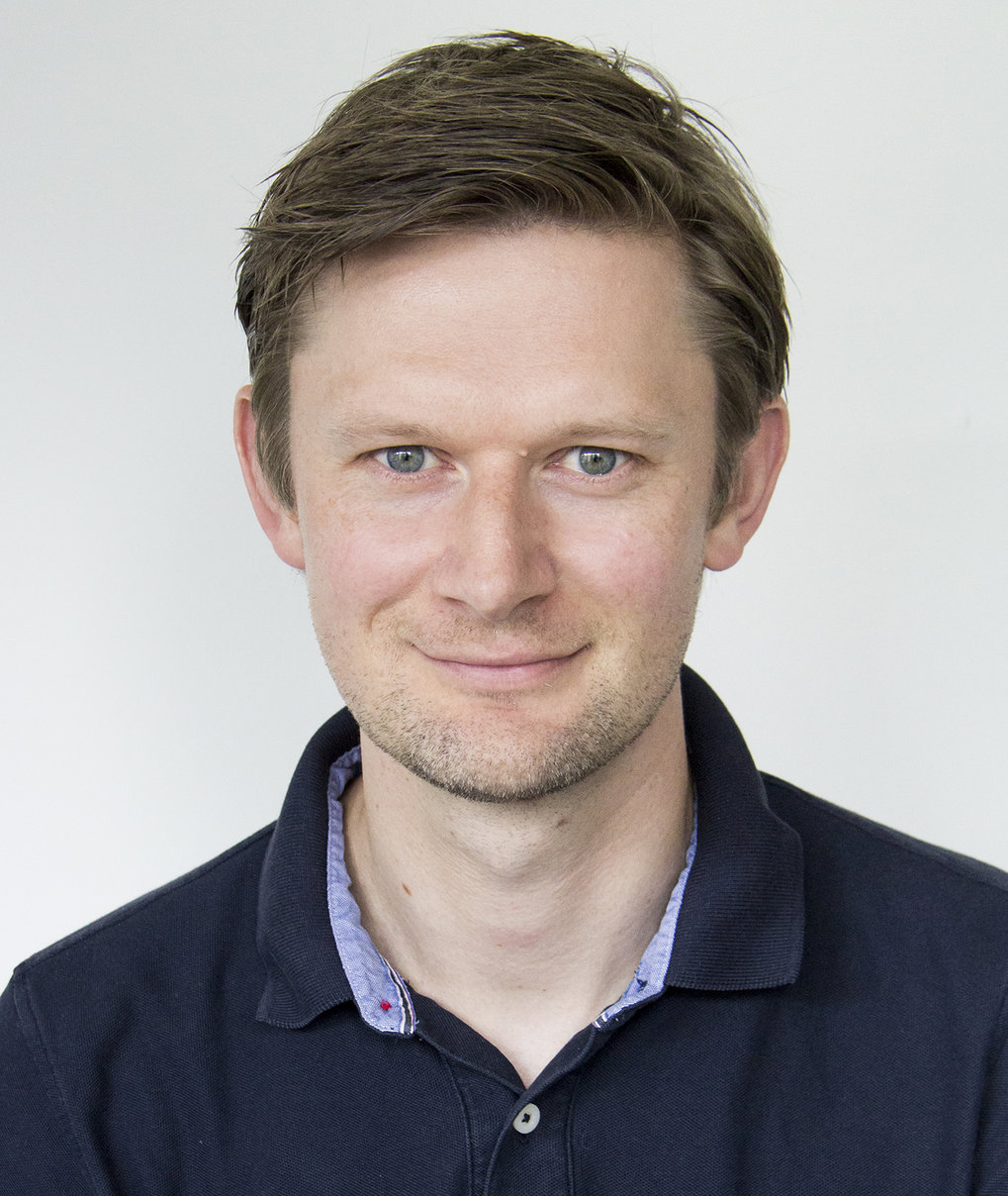 "Fig. 1 Dr. Tim Lämmermann - Head of the research group on ""Immune Cell Dynamics"" at the MPI of Immunobiology and Epigenetics, Freiburg"