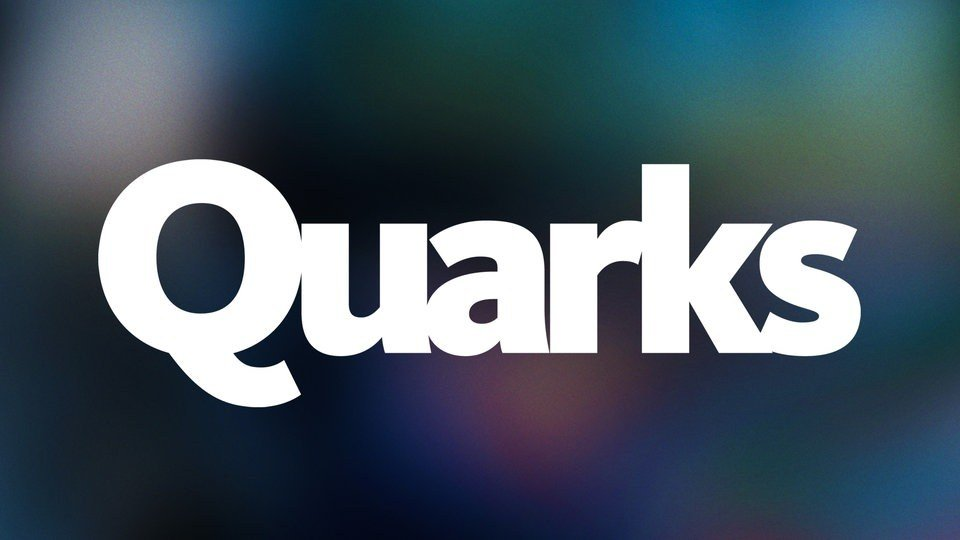 "In the science programme ""Quarks"" presents a wide variety of scientific topics in a way that is also understandable to the lay public."