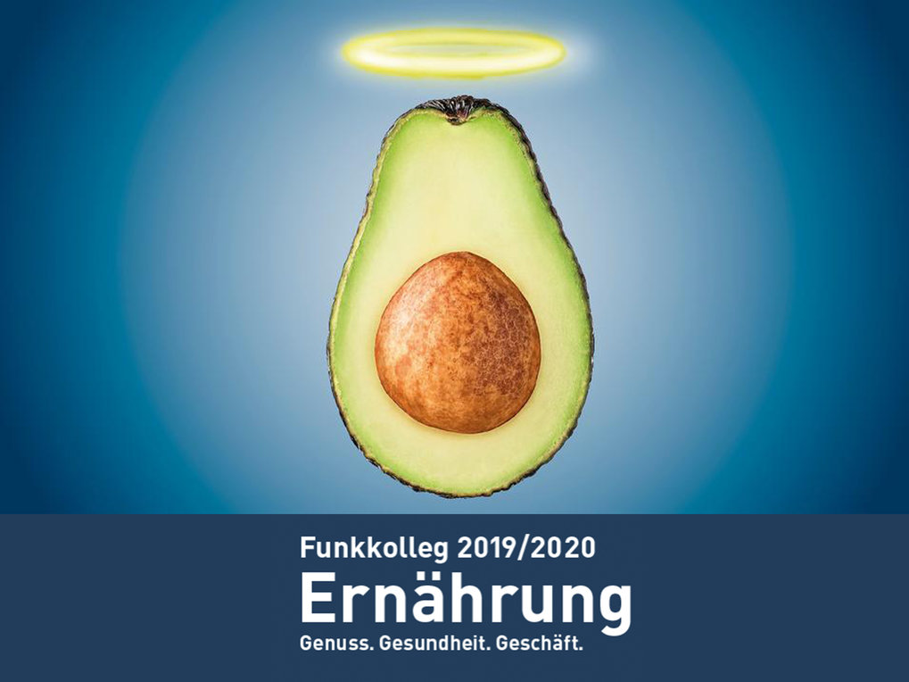 Delight - Health - Business: From biology to world nutrition to the influence of the food industry – in 23 episodes, the hr-iNFO Funkkolleg Ernährung gets to the very heart of the topics – in an entertaining as well as critical way and always up-to-date.