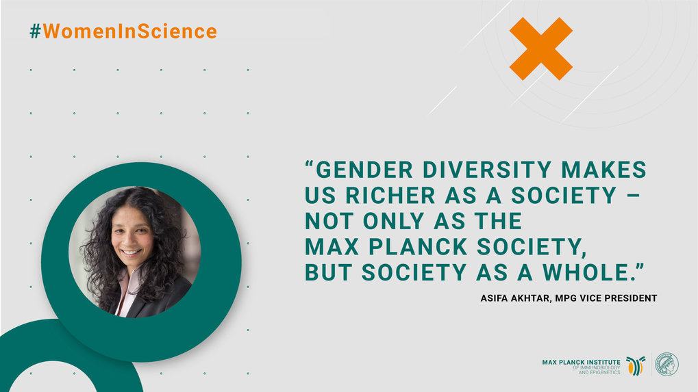 Beyond the Borders: Equality in Science & Society